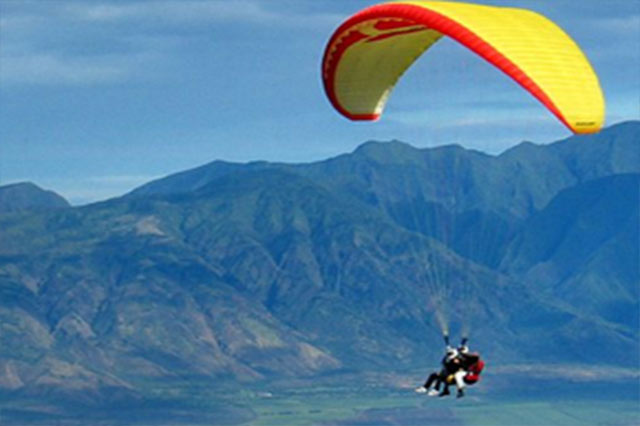 Paragliding Tour Package, Chardham Travel Operator