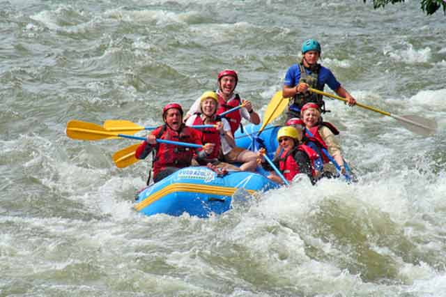 Rishikesh river rafting, Rishikesh Tour Package